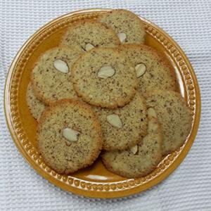 Crisp Frangipane Cookie