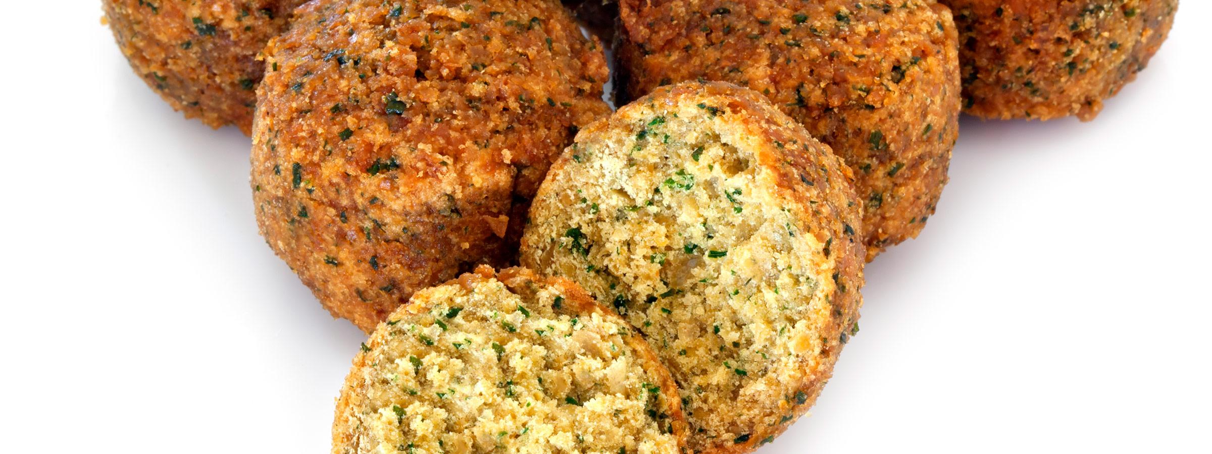 gluten-free falafel main image