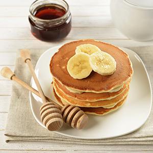 Going Bananas Pancakes
