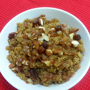 Harvest Quinoa Dish