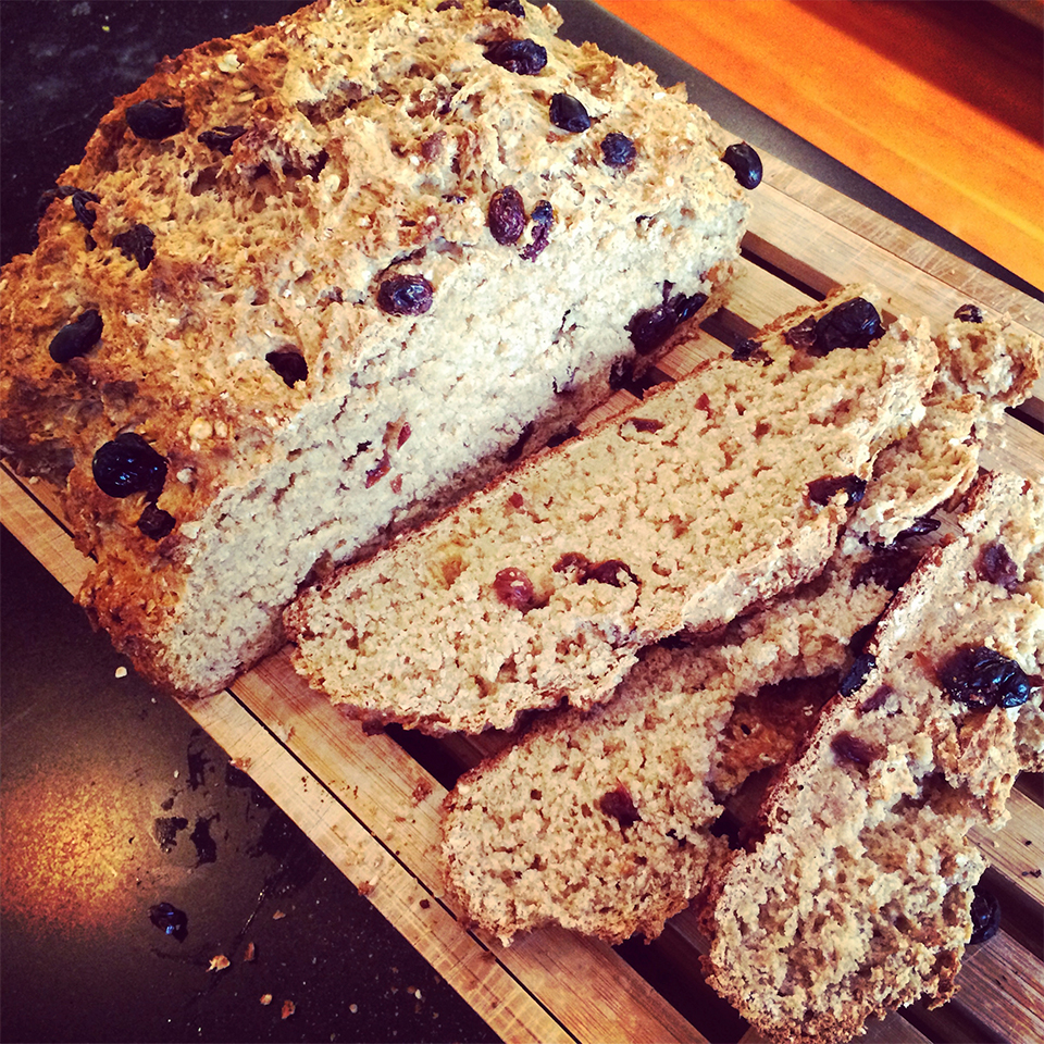 Hearty Irish Soda Bread