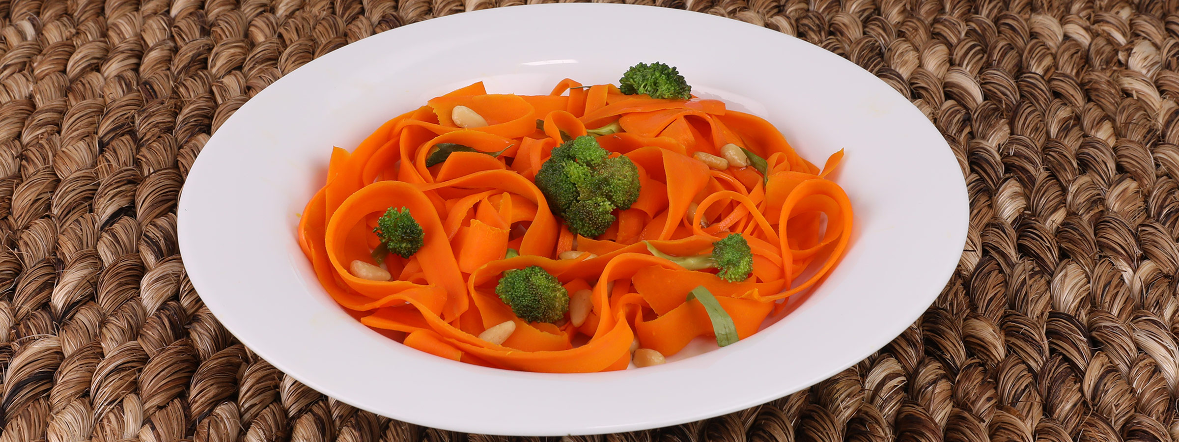 herbed carrot spaghetti main