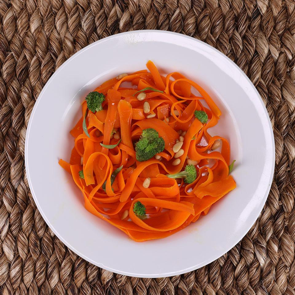 herb carrot spaghetti thumbnail