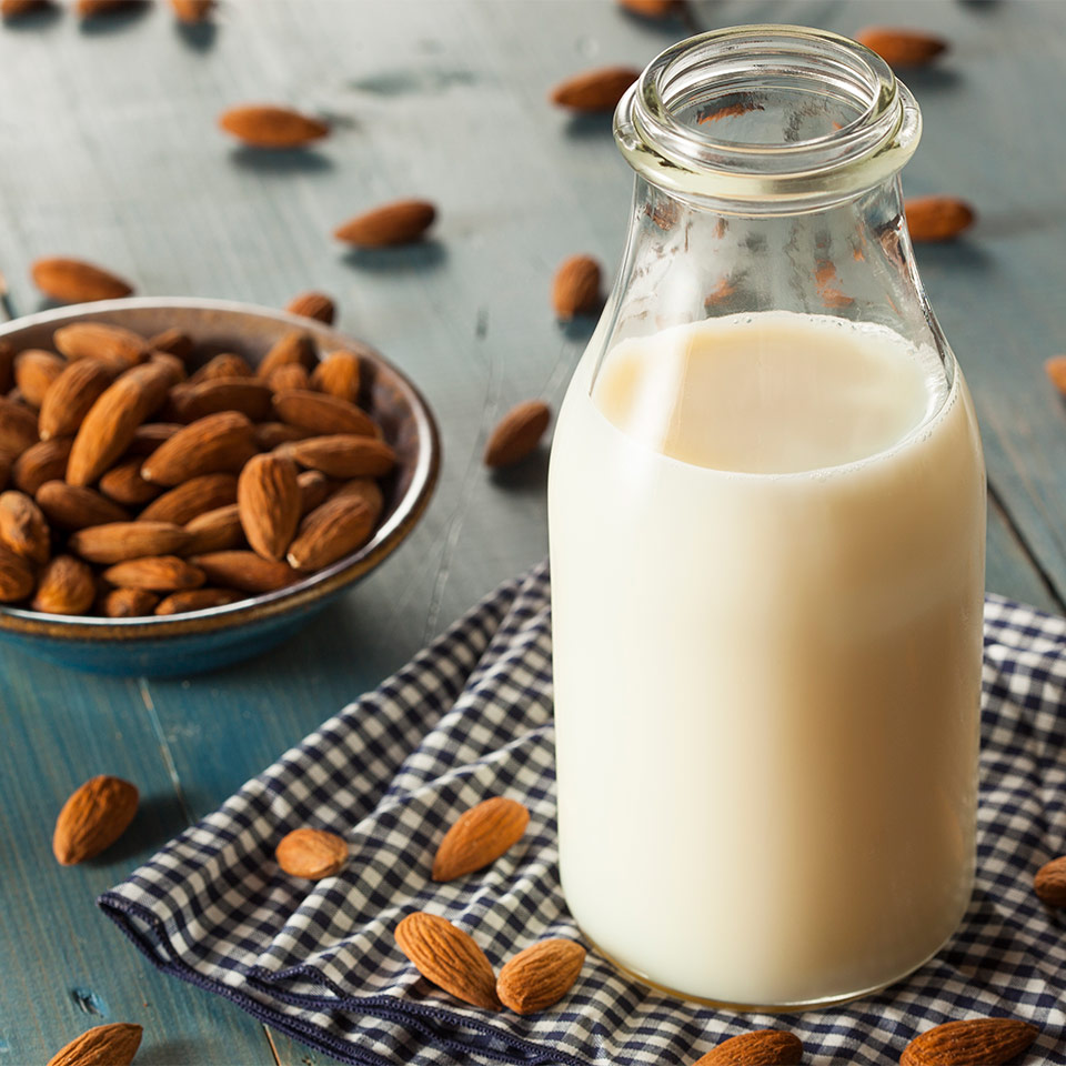spiced almond milk thumbnail