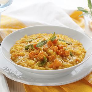 Spiced Quinoa Pumpkin Risotto