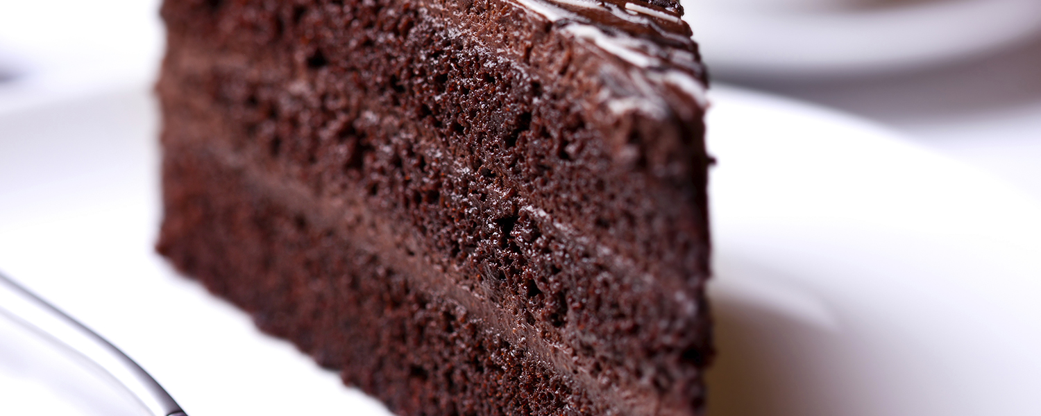 Gluten Free and Sugar Free Chocolate Cake NOW Foods