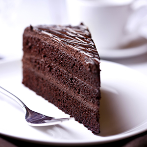 Gluten Free and Sugar Free Chocolate Cake