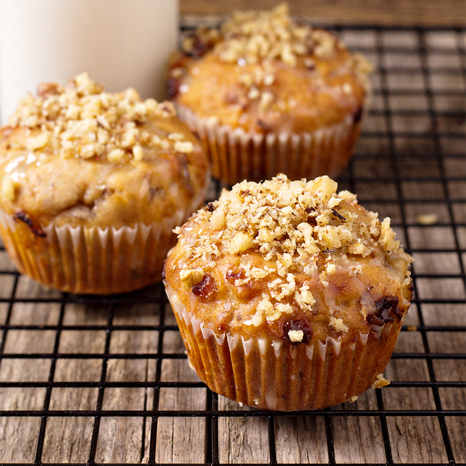 Tropical Multigrain Muffins