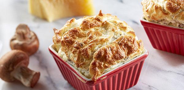 gluten-free gruyere souffle feature