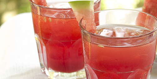 righteous raspberry watermelon cooler