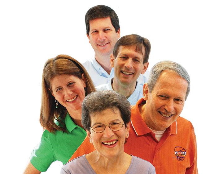 Richard family photo