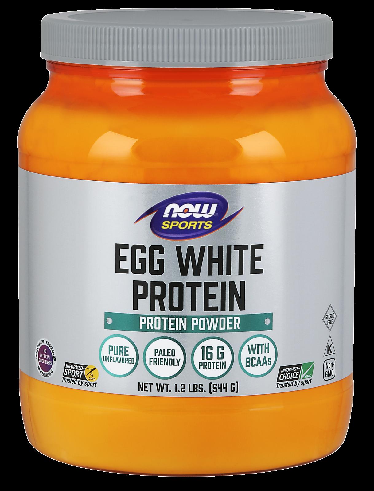 Egg White Protein Powder - 1.2 lb.