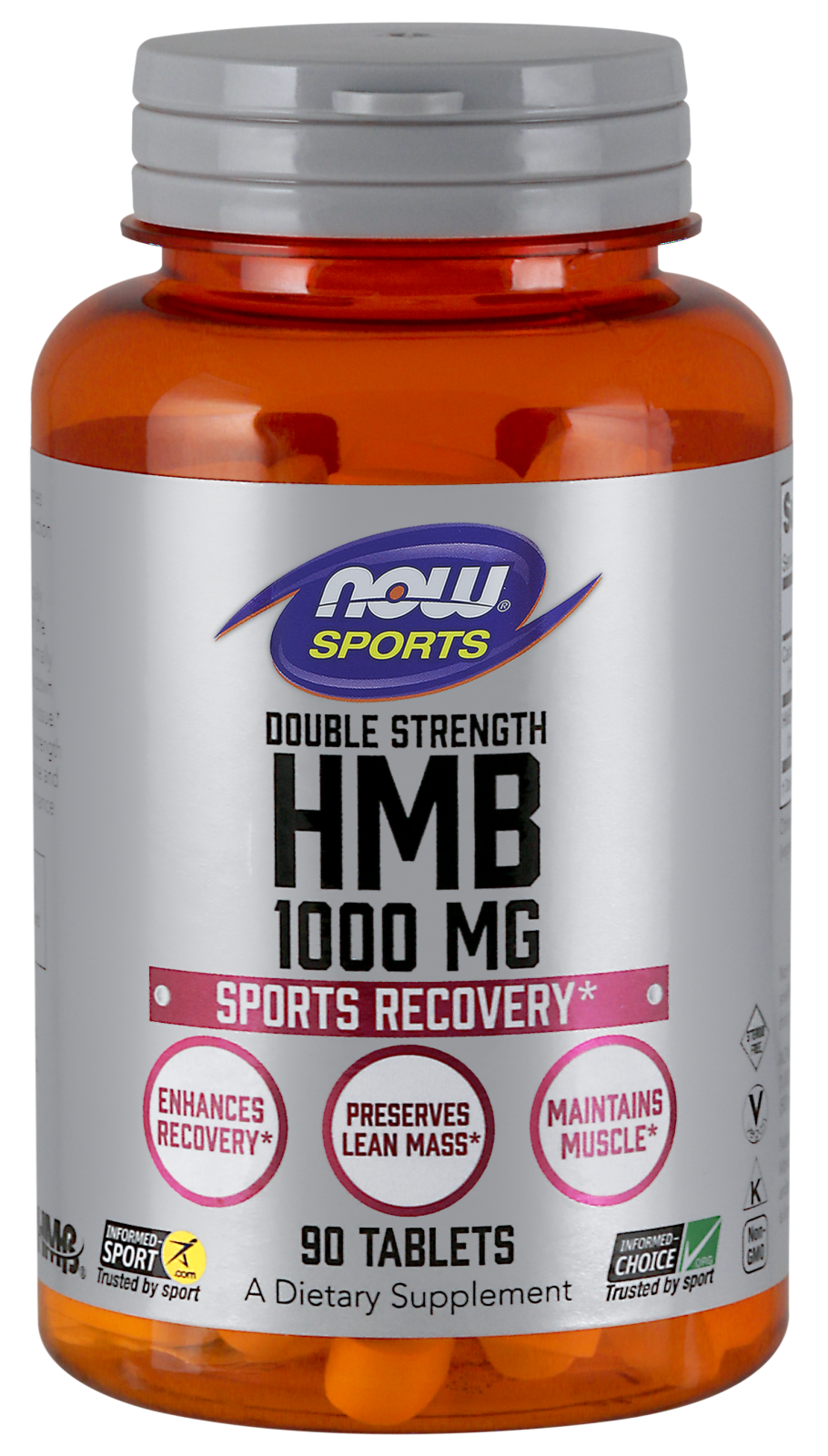 HMB, Double Strength 1,000 mg - 90 Tablets