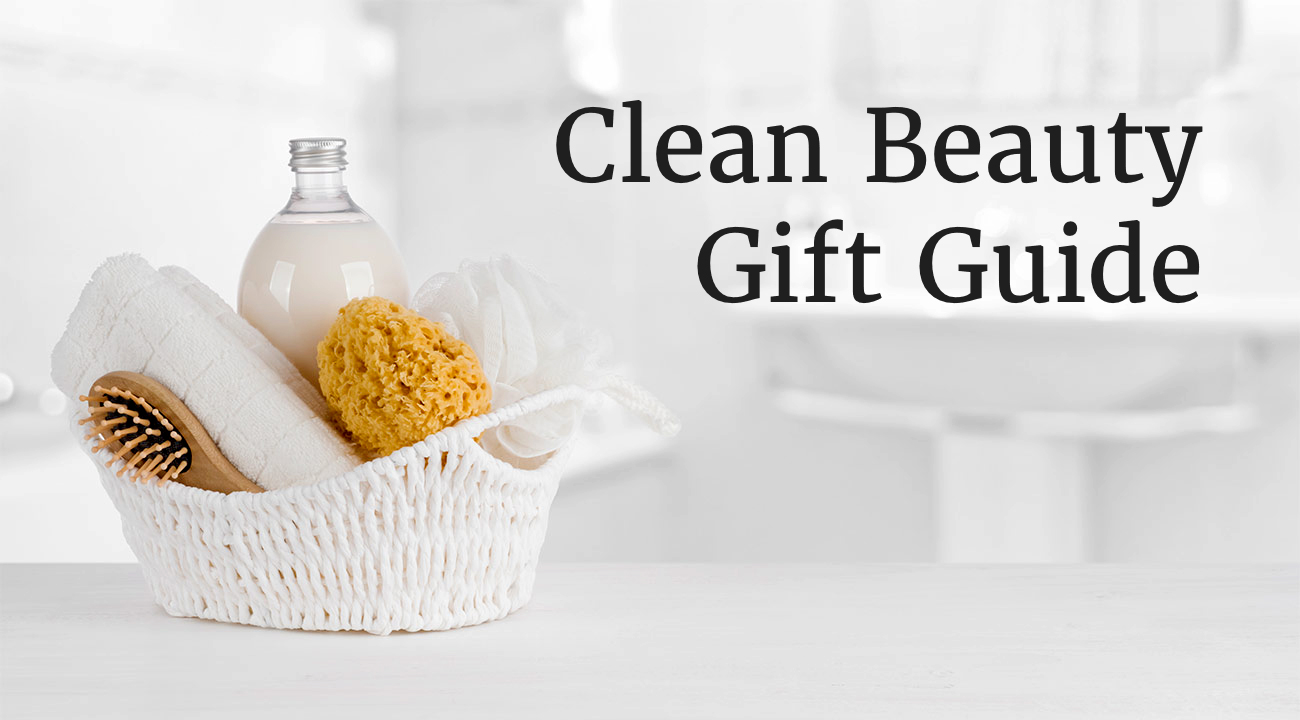Clean Beauty Holiday Gift Guide slide
