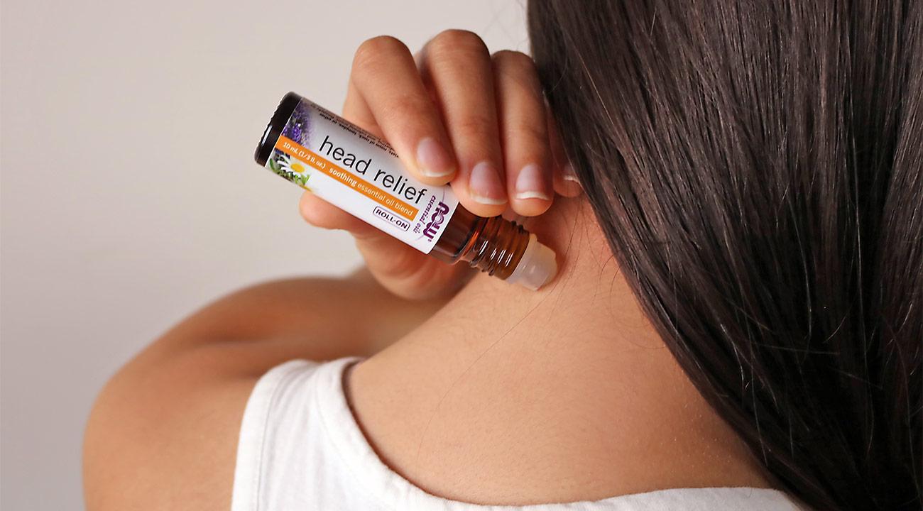 head relief rollon clean beauty slide