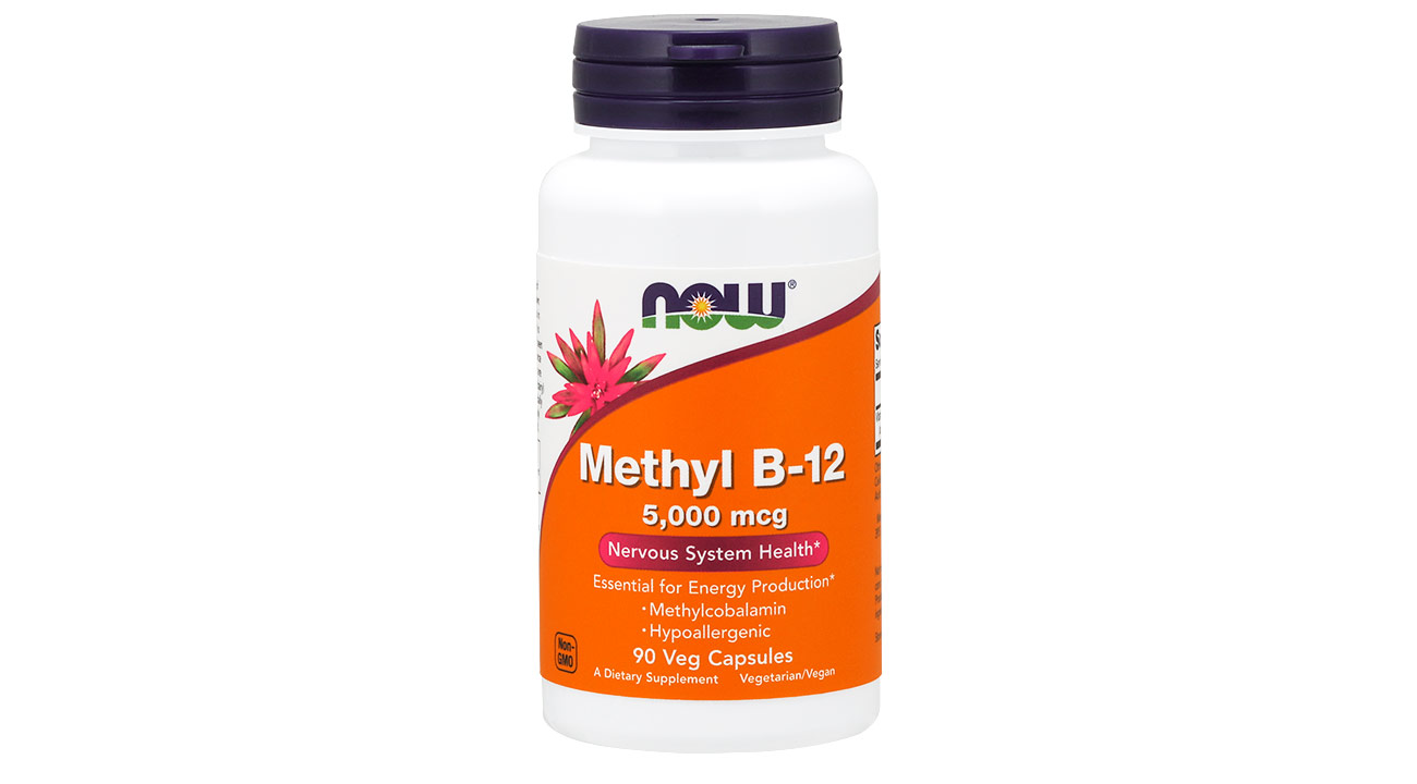 methyl b-12 vegan & proud slide