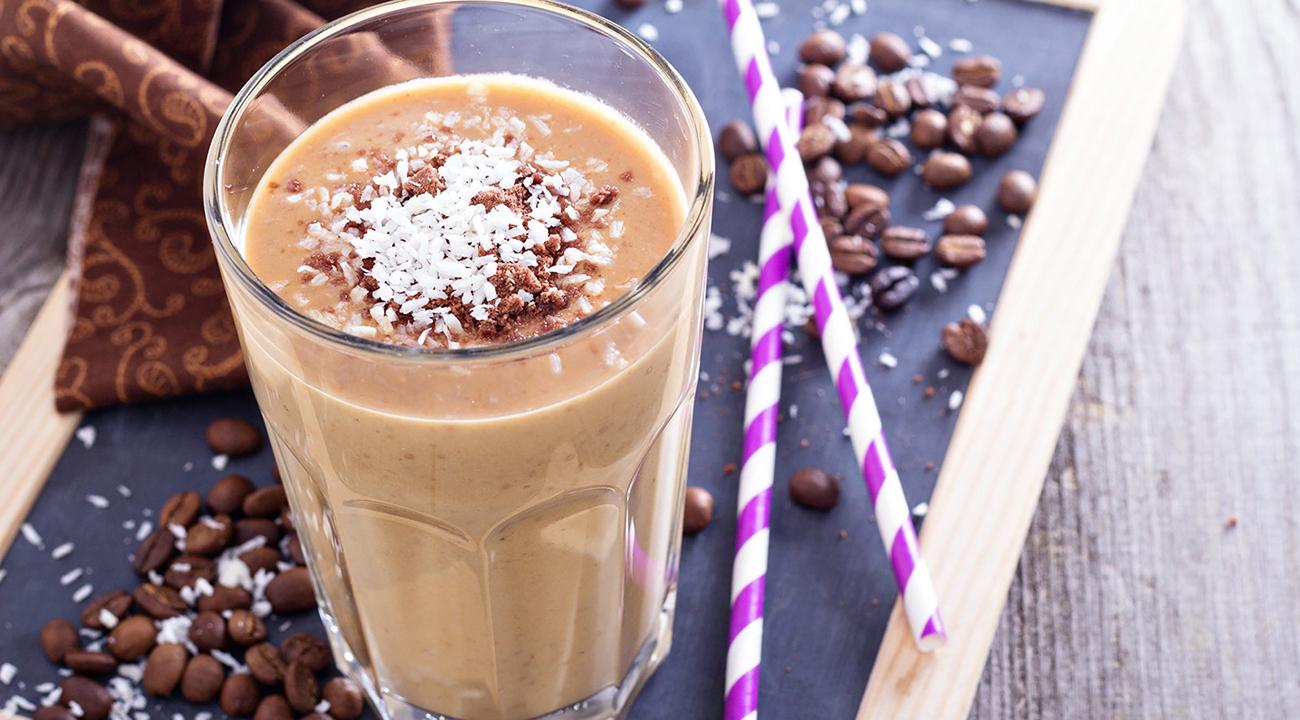 Mocha Espresso Smoothie