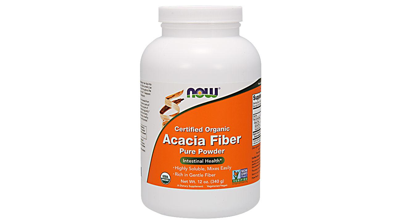 organic acacia fiber organic fanatic slide