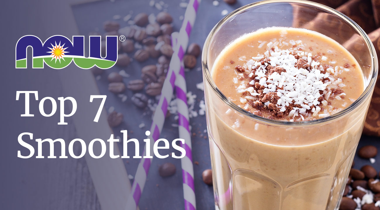 NOW's Top 7 Smoothies