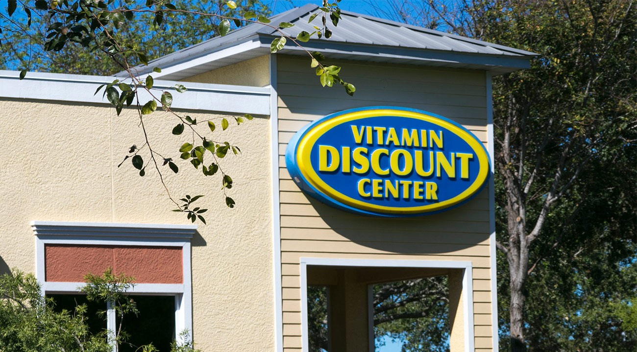 partners vitamin discount center