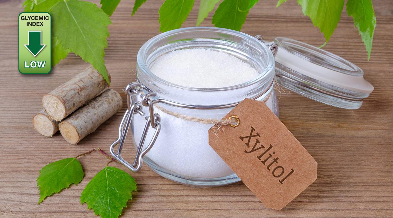 xylitol sweetener slide
