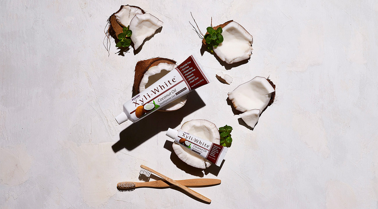 xyliwhite coconut toothpaste vegan & proud slide