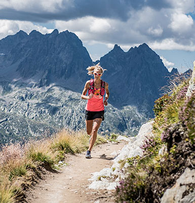 stephanie violett ambassador trail run