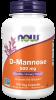 D-Mannose 500 mg - 120 Veg Capsules