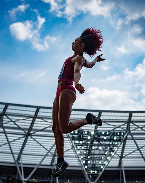 taliyah brooks jumping ambassador