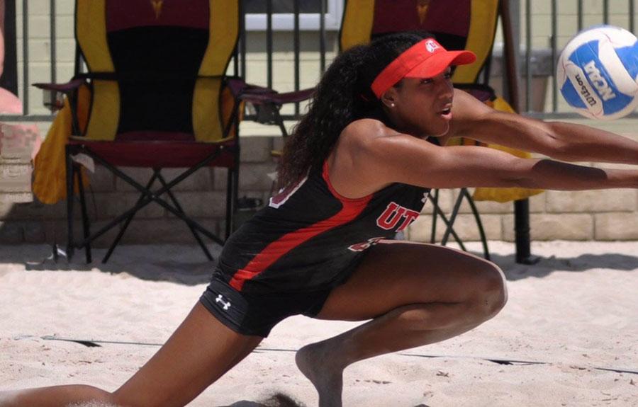 tawnee l dives volleyball