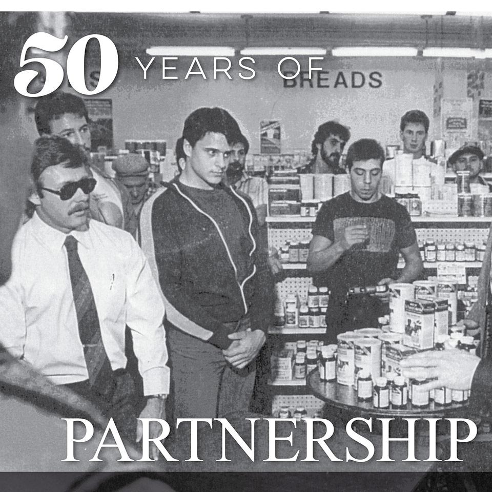 50 years partnership thumbnail
