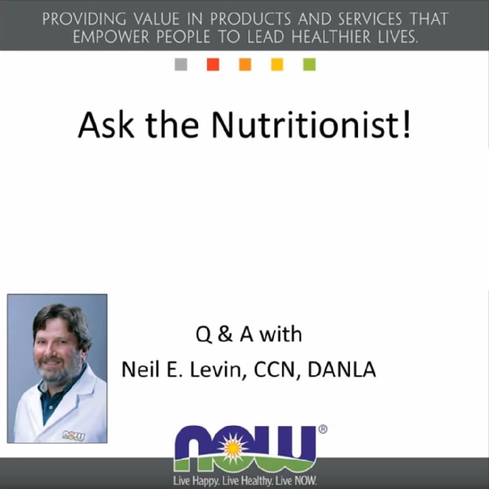 ask the nutritionist march 15 2018 image