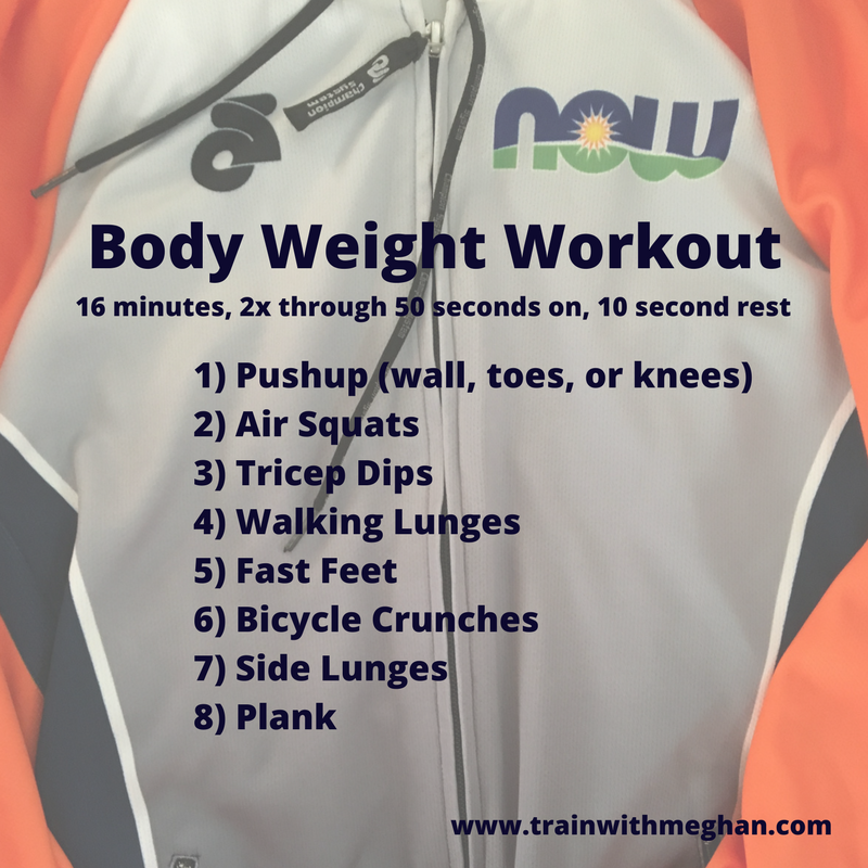 Body Weight Workout thumbnail image