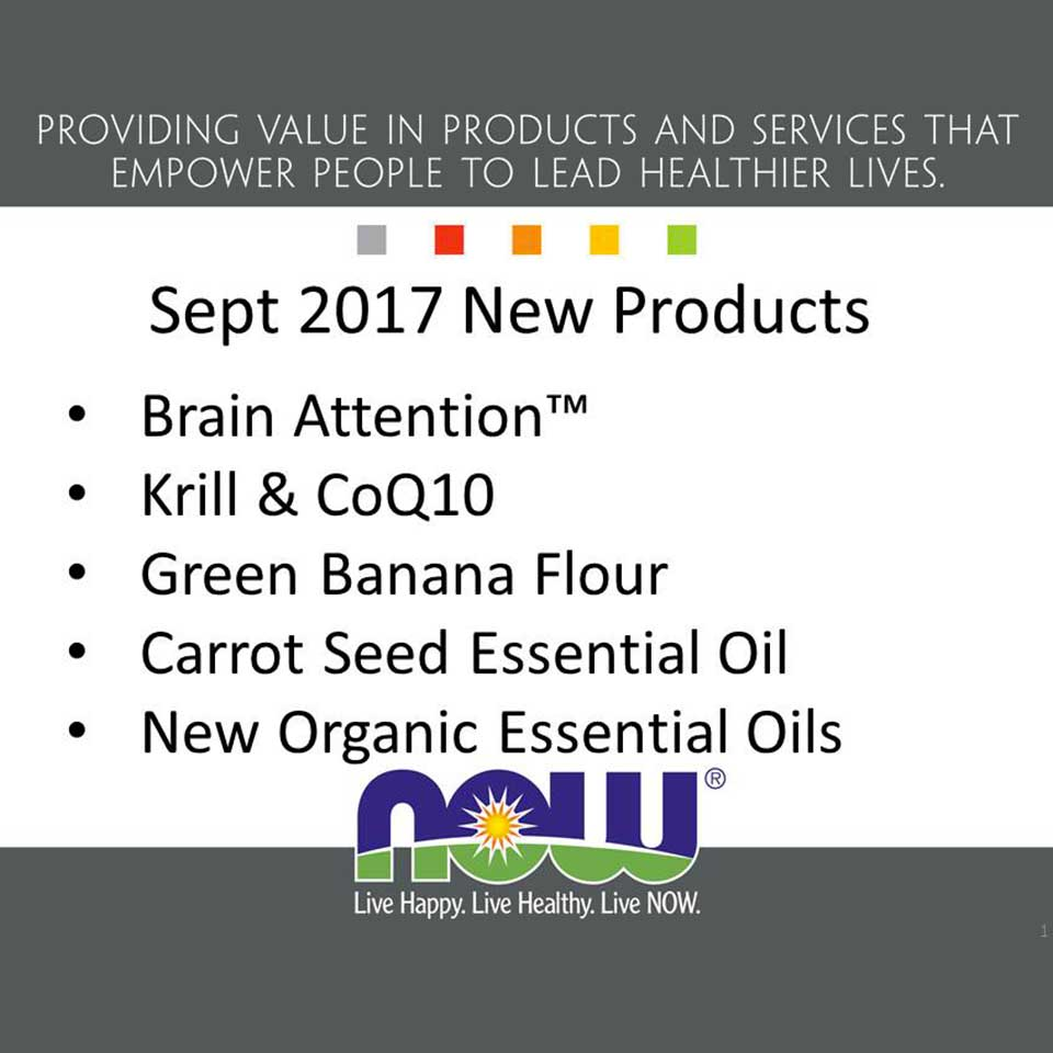 New Natural Product Highlights Webinar September 2017 image