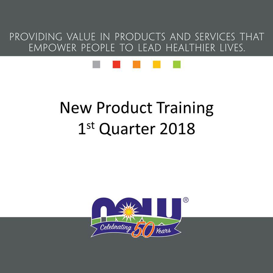 New Product Highlights webinar image for February 2018
