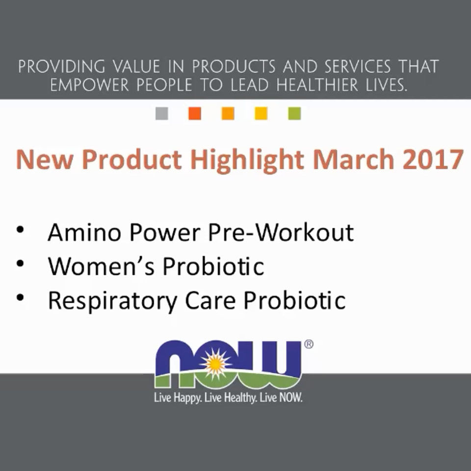 New Product Highlights for March 2017 image