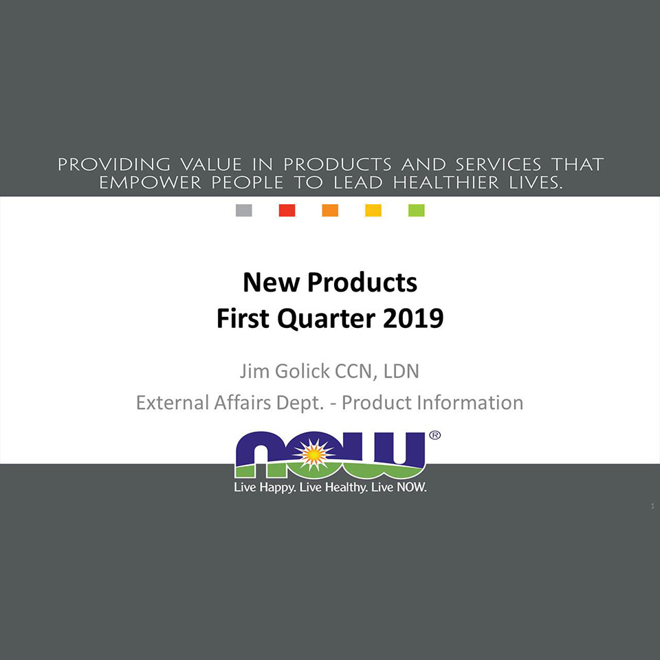 First quarter new products webinar thumbnail image
