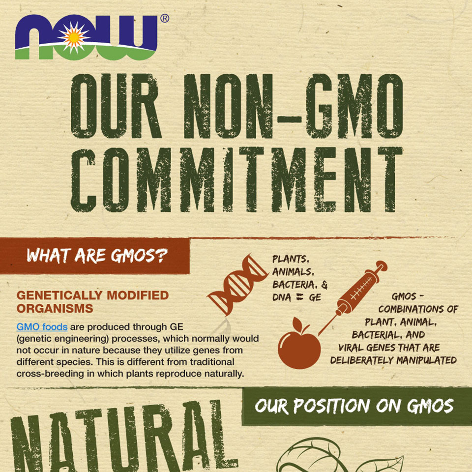 Our Non-GMO Infographic
