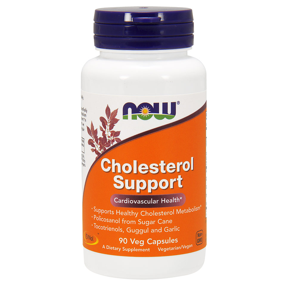 Cholesterol Support FAQs