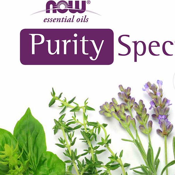 essential oil purity thumb