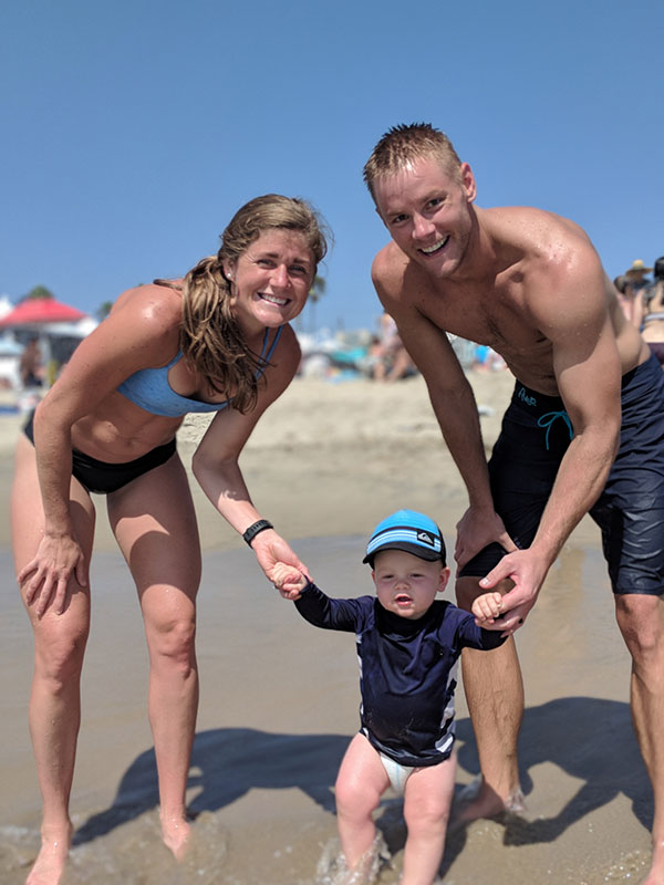 tim bomgren family portrait