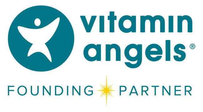 vitamin angels 2019 founder logo
