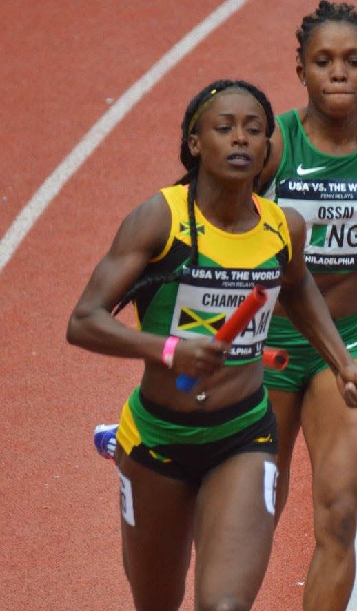 verone chambers relay ambassador