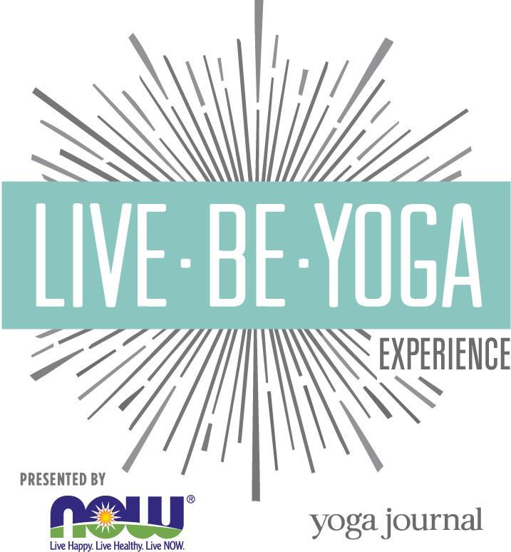 Live Be NOW Yoga Experience Logo